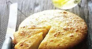 Картофельный пирог на кефире без яиц
